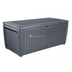 Een Sumatra Opbergbox Antraciet Keter te koop aangeboden