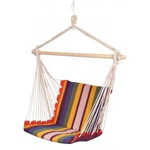 Hangmatstoel regenboog