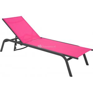 Outdoor Living Ligbed Colour fucsia rose
