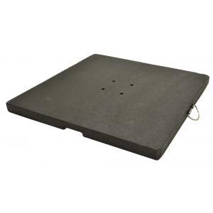 Zweefparasol granietplaat 90 kg