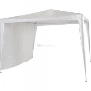 Partytent zijwand wit