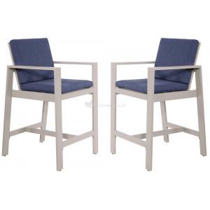 Barstoelen Malibu 2 stuks