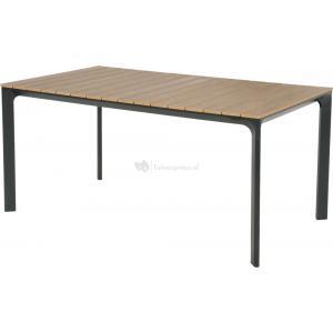 Arezzo tuintafel polywood 160cm