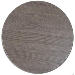 Outdoor tafelblad isotope plus 60 cm donkergrijs