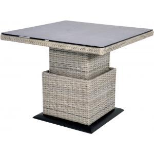 Dagaanbieding - Soho Brick verstelbare tuintafel 90 cm dagelijkse koopjes