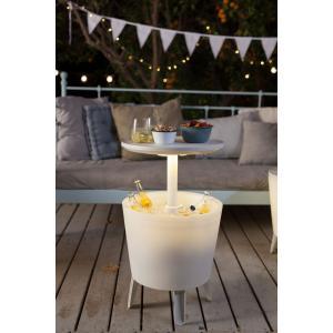 Cool Bar tuinbar met koelbox en verlichting