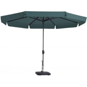 Madison parasol Syros rond 350 cm groen