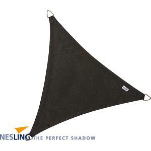 Schaduwdoek coolfit zwart 3,6 x 3,6 x 3,6