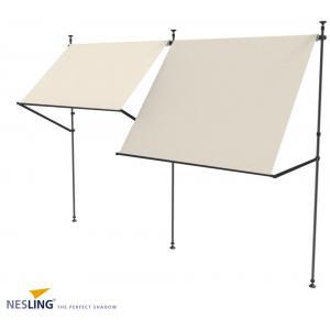Koppelstuk voor Nesling balkon frame