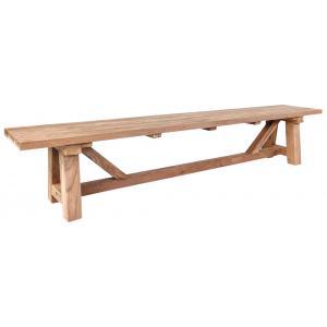 SenS line houten tuinbank Oskar 5-persoons