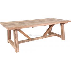 SenS line teak houten tuintafel Oskar 240 cm