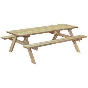 Picknicktafel Basis