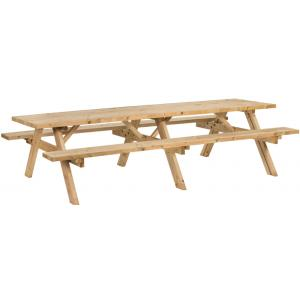 Picknicktafel Vuren Superieur